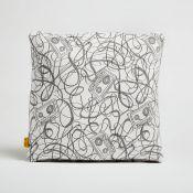 Outdoor Throw Pillow - Mix Tape by Stori Modern