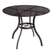 Journal Contemporary Outdoor Dining Table by Stori Modern