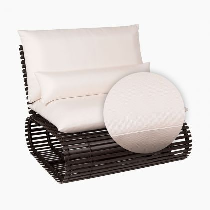 Novel Lounge Chair Replacement front view