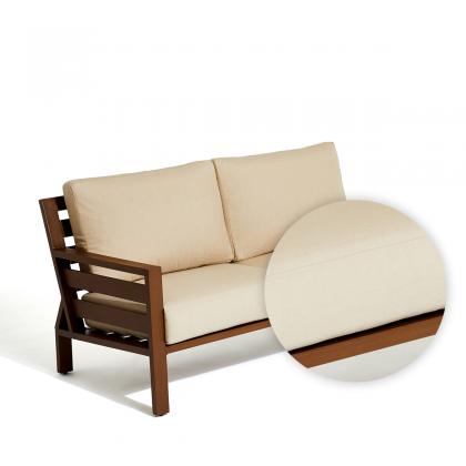 Script Sectional Seat + Back  Cushion Set