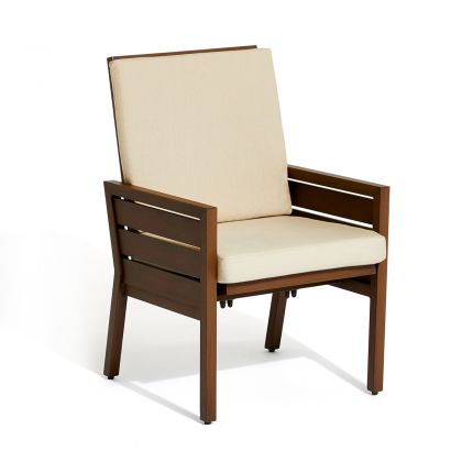 Script Outdoor Motion Dining Armchair