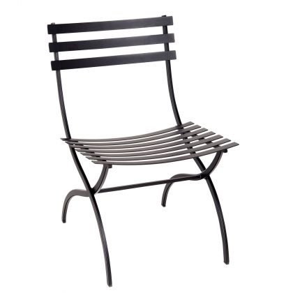 Journal Contemporary Outdoor Side Chair by Stori Modern