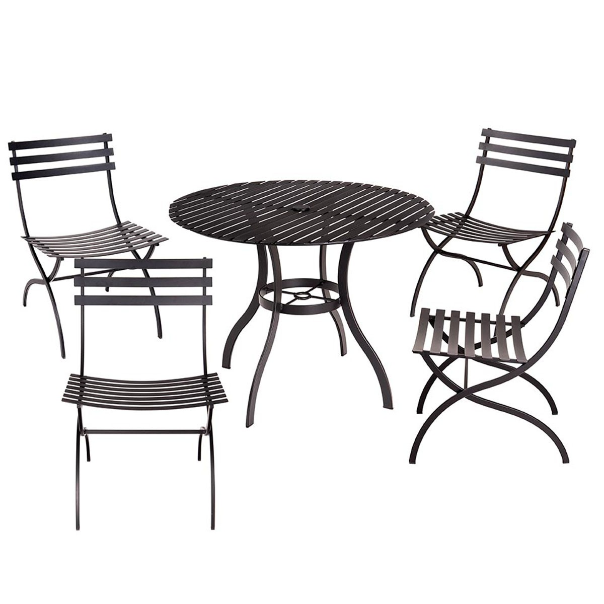 View The Complete Journal Collection No 8041054 5 Piece Outdoor Dining Set