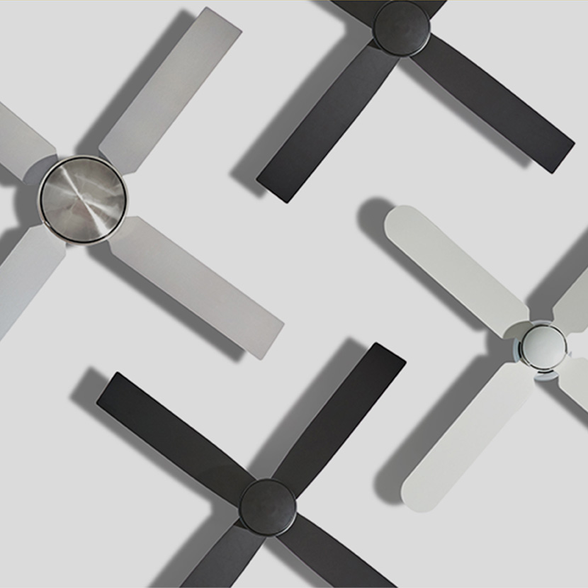 stori modern outdoor wet-rated ceiling fans