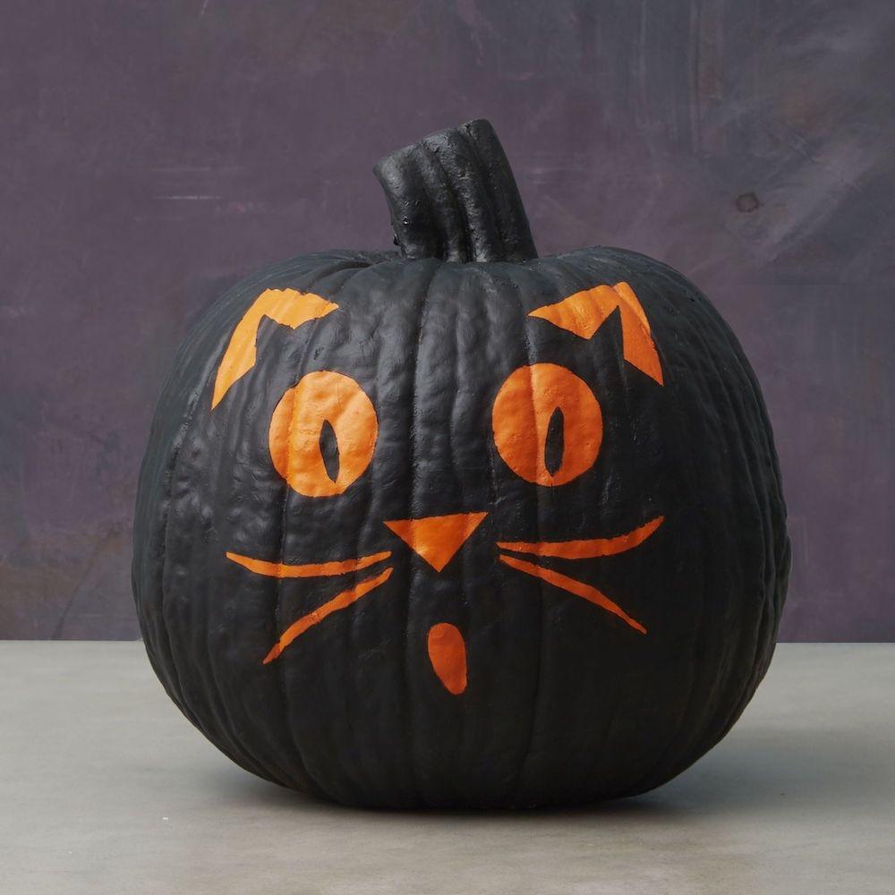 Pumpkin Painting Ideas For Halloween Stori Modern