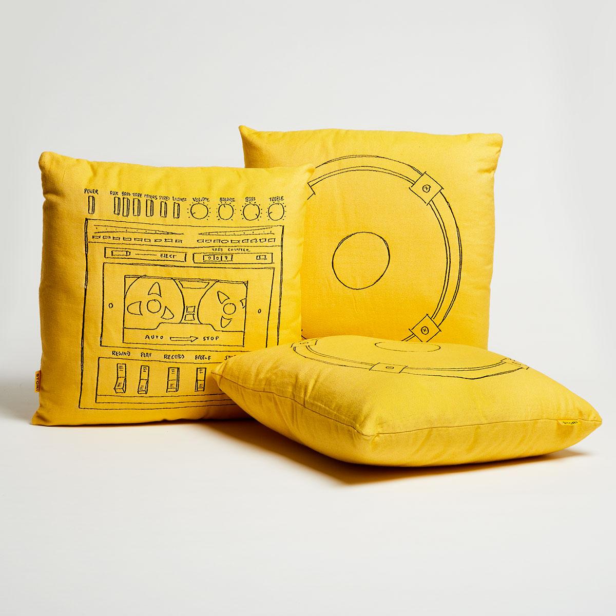 Stori Modern Say Anything Pillow Trio