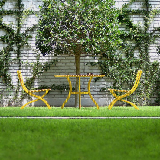 Create summer hygge with Stori Modern Outdoor Furniture