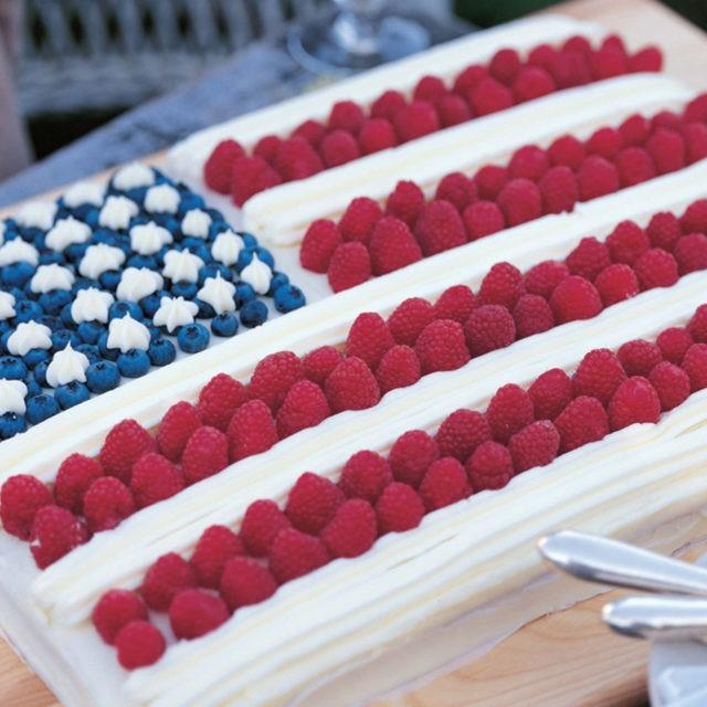 july fourth american flag cake recipe