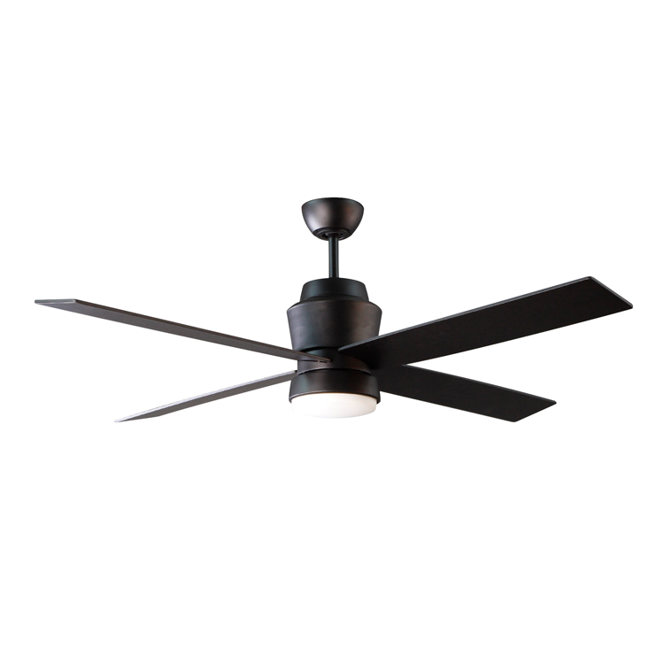 Stori Modern Outdoor Ceiling Fan - Prologue in Black