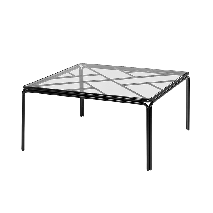 Stori Modern Chippendale Coffee Table - Fairy Tale in Black