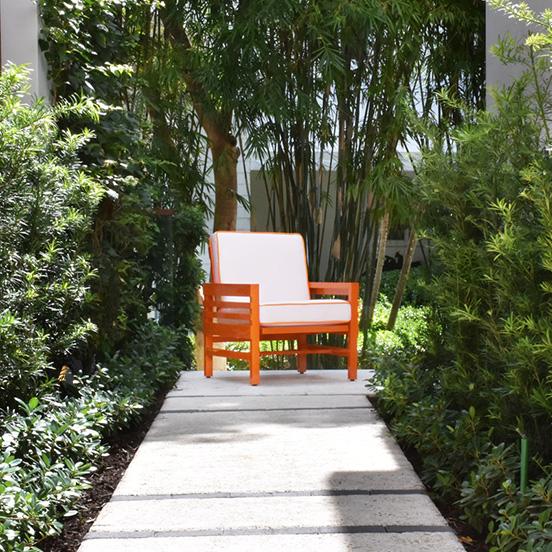 stori modern aluminum patio deep seating