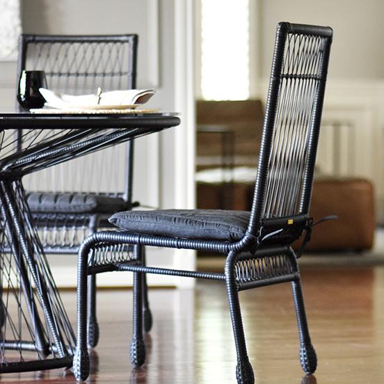 stori modern woven patio deep seating