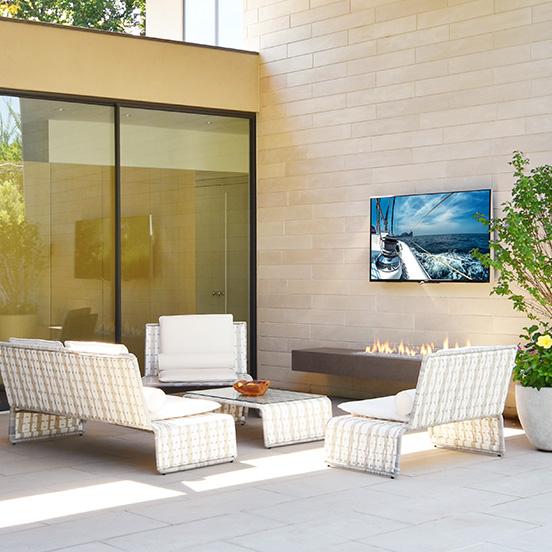 stori modern woven outdoor deep seating