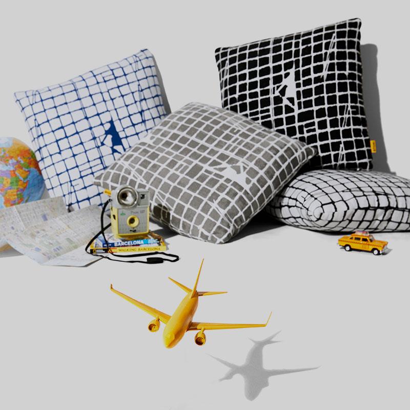 Barcelona Outdoor Pillow by Stori Modern