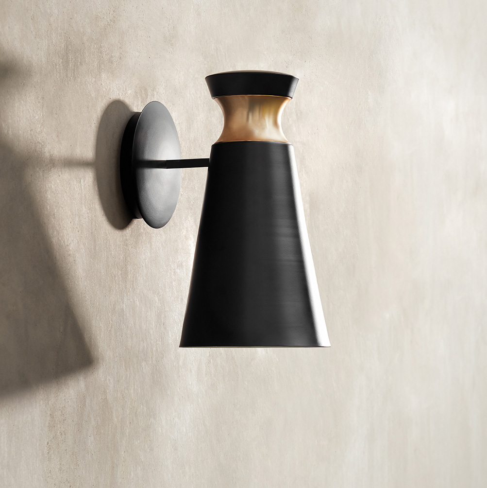 stori modern highlighter indoor wall sconce