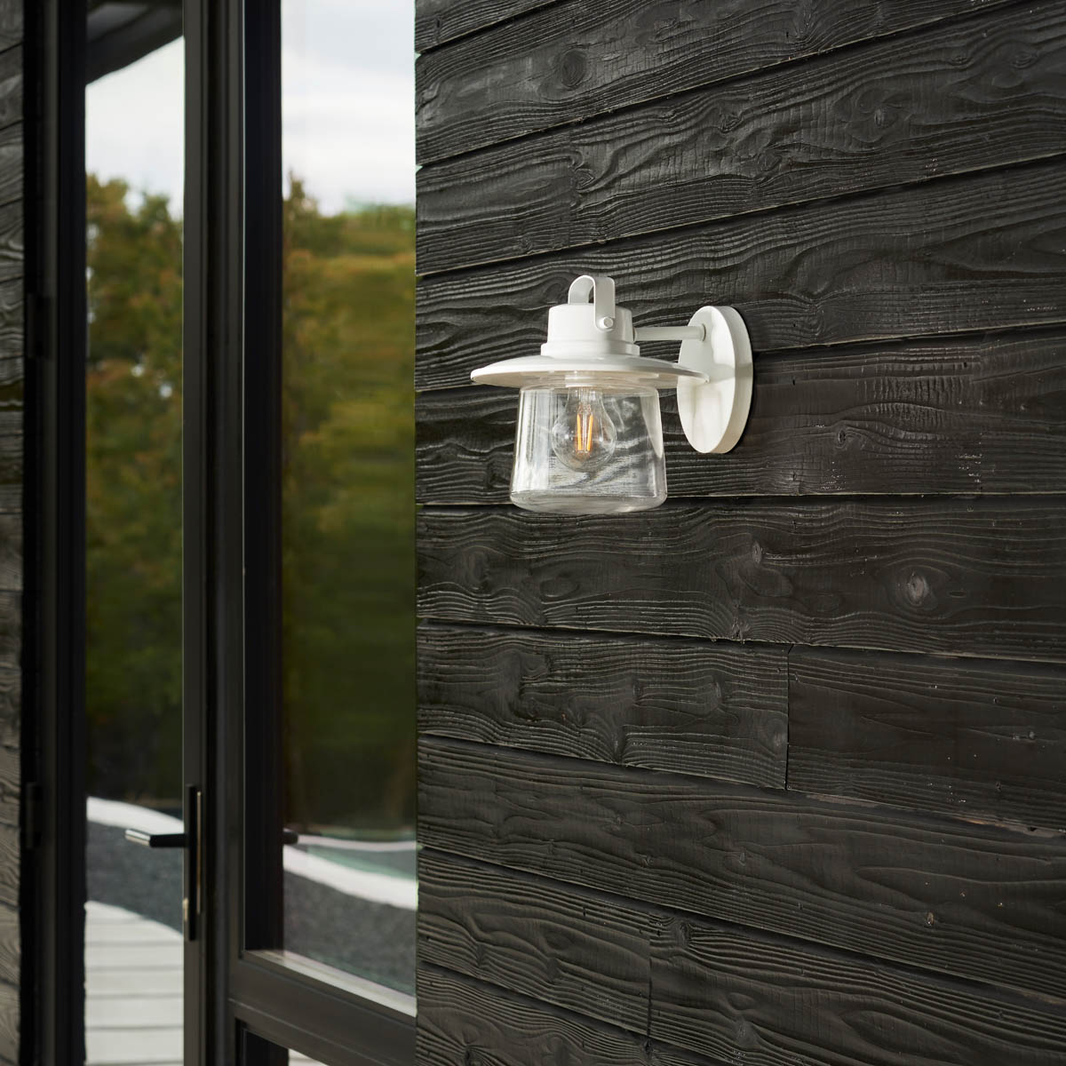 stori modern marker small lantern outdoor light