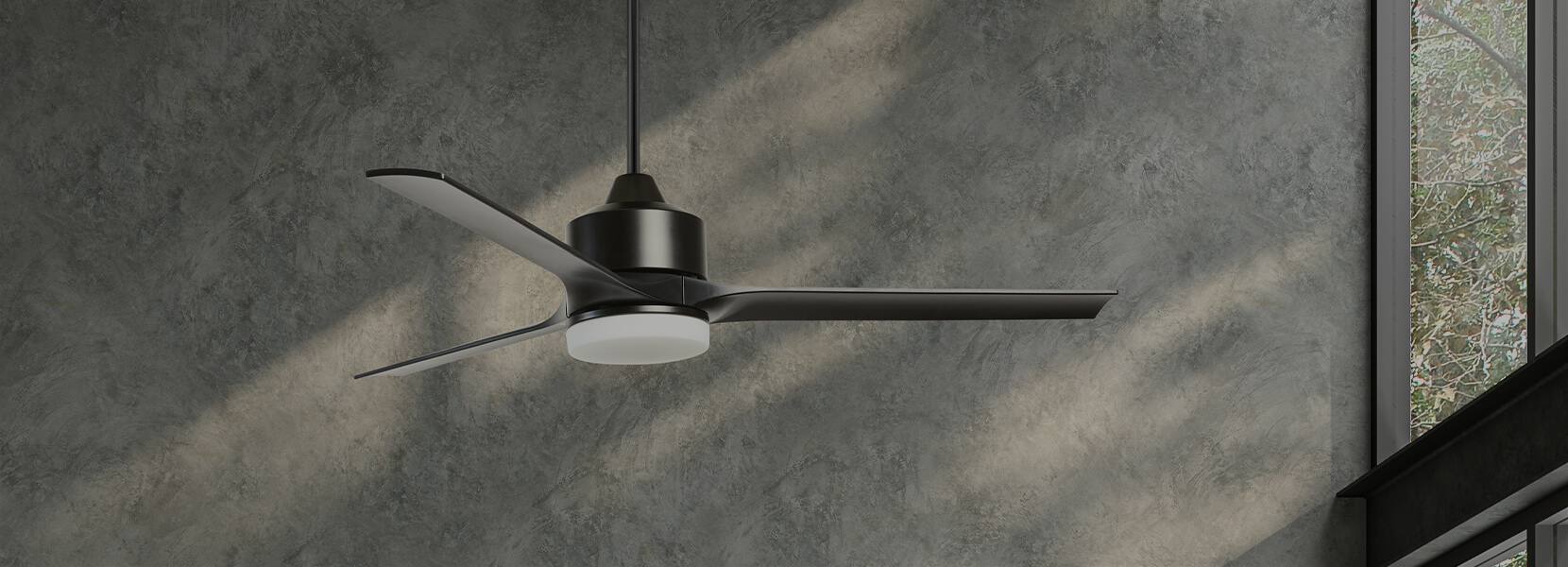 Stori Modern Verse Indoor Ceiling Fan Collection