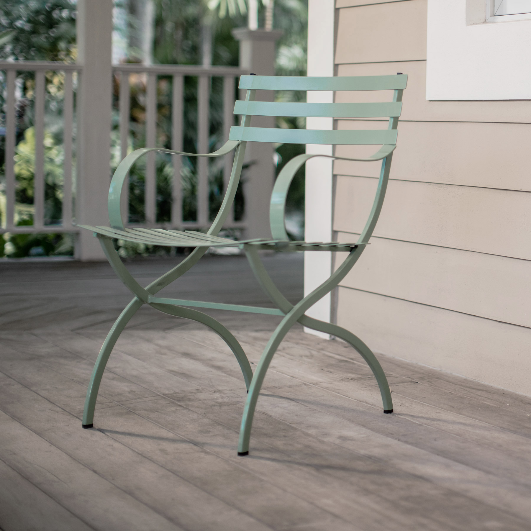 stori modern Journal patio arm chair
