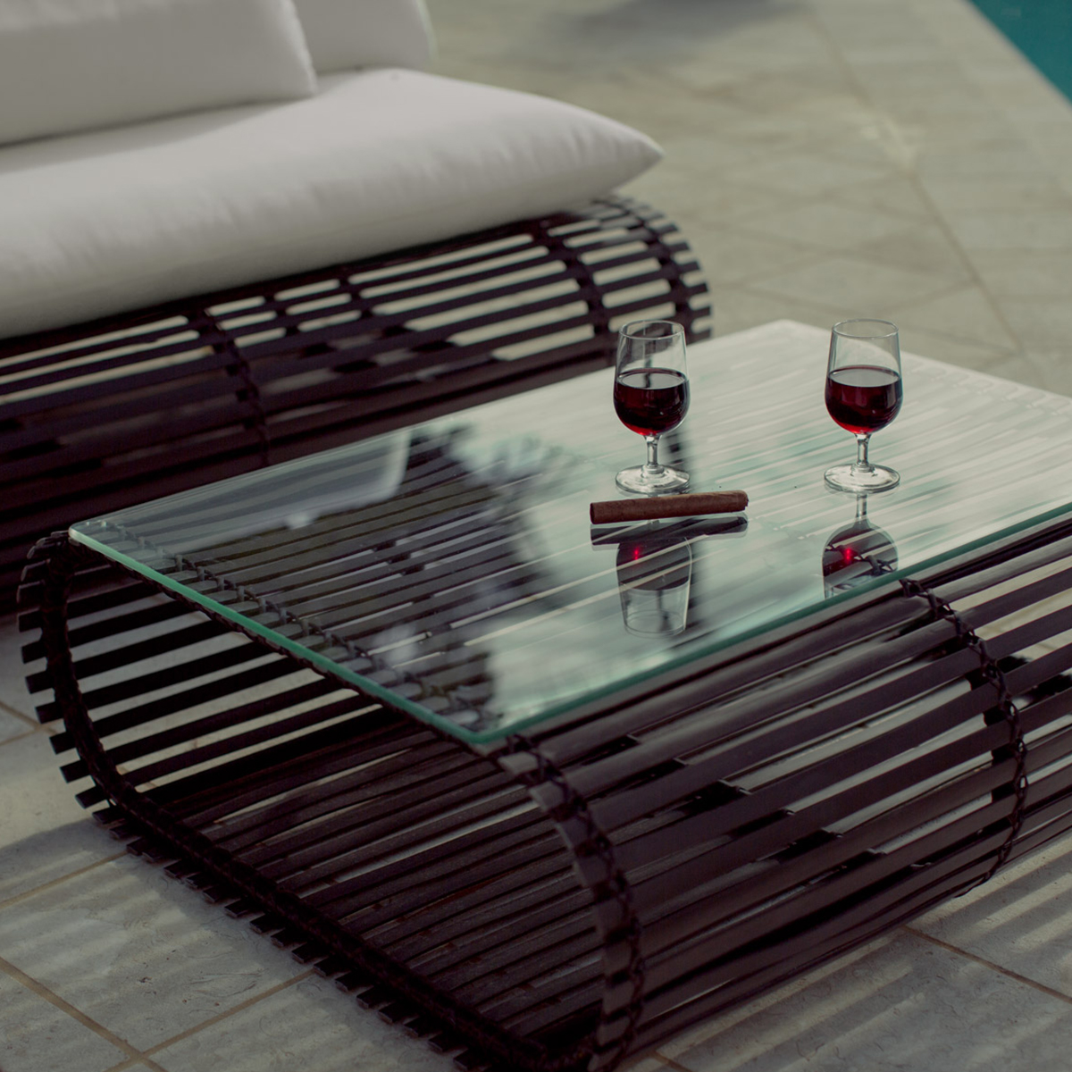 stori modern Novel outdoor coffee table