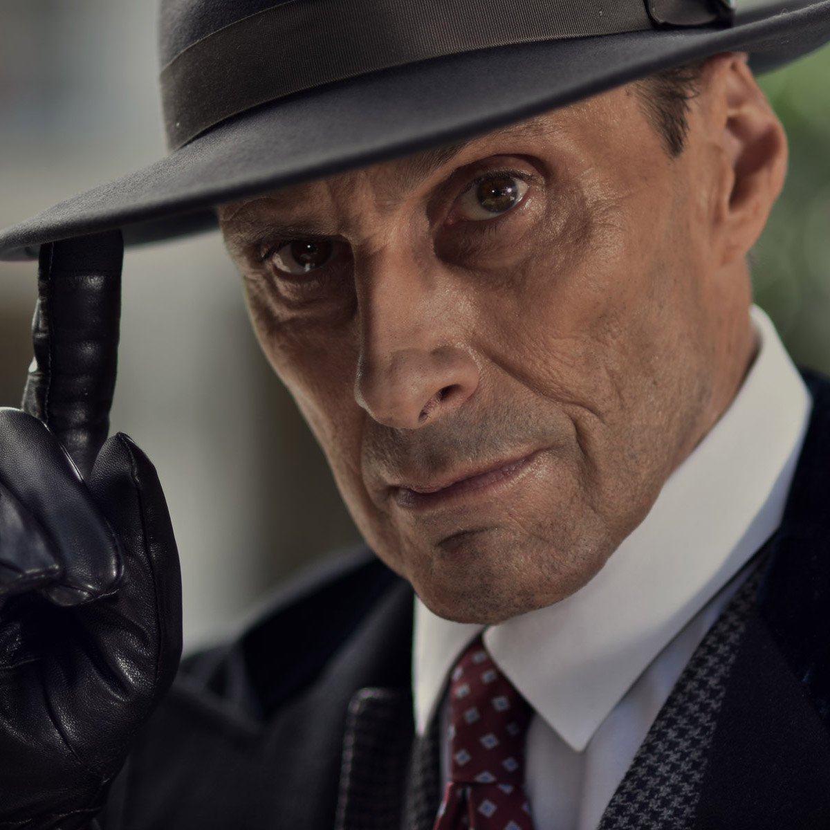 stori modern Novel Inspector