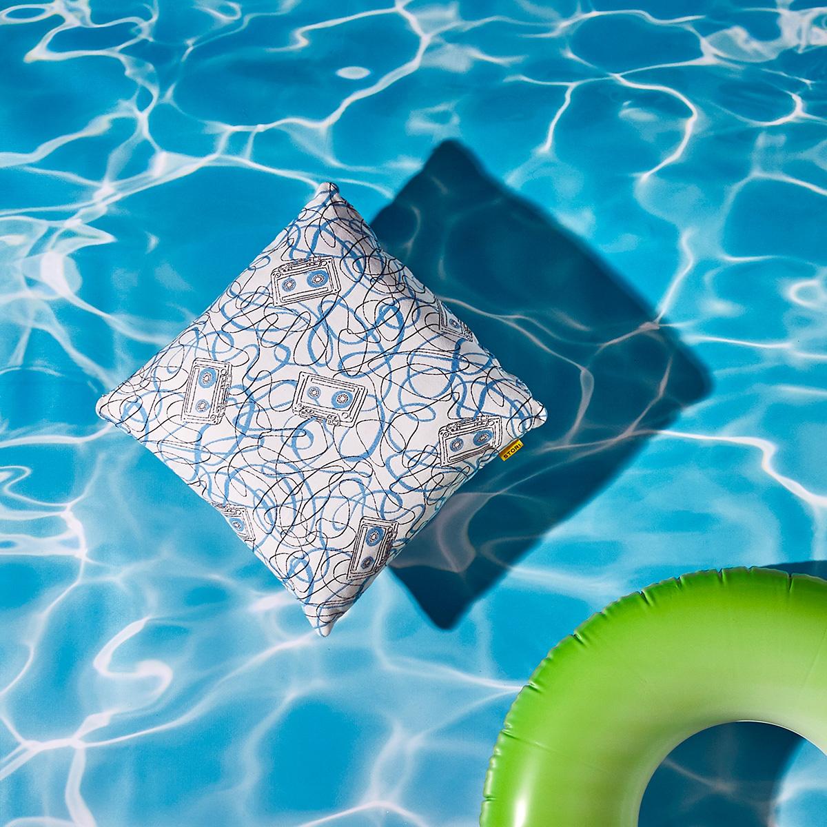 stori modern outdoor pillows