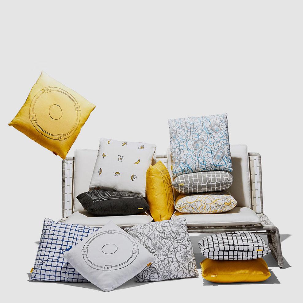 stori modern outdoor pillows tabloid love seat