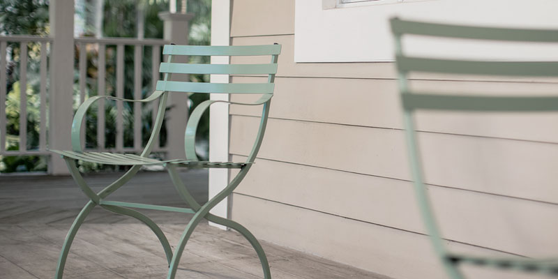 stori modern journal patio dining chair